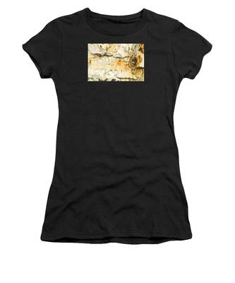 Rust And Peeling Paint Women's T-Shirt