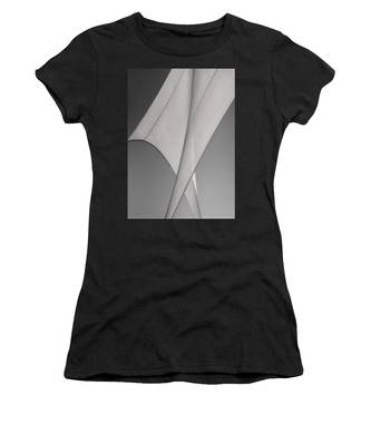 Sailcloth Abstract Number 3 Women's T-Shirt