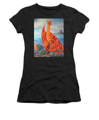 Sea Shore Pair Women's T-Shirt