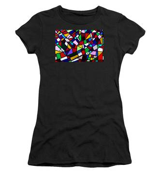 Shattered Women's T-Shirt