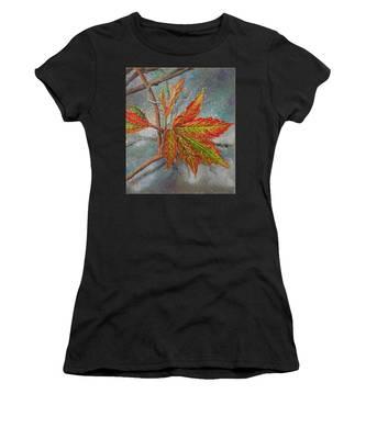 Spring Virginia Creeper Women's T-Shirt
