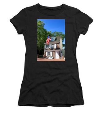 The Betsy Ross House Women's T-Shirt