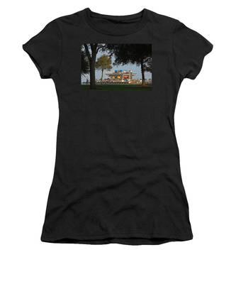 The Pier - St. Petersburg Fl Women's T-Shirt