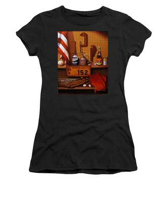 The Workshop Women's T-Shirt