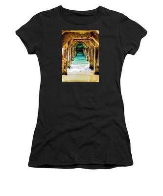 Tranquility Below Women's T-Shirt