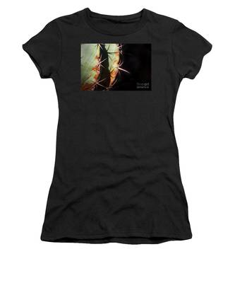 Two Shades Of Cactus Women's T-Shirt