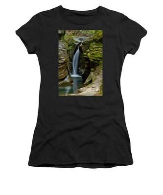 Un-named Falls Women's T-Shirt