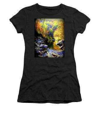 Upstream Women's T-Shirt