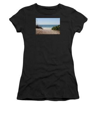 Welcome To The Beach Women's T-Shirt