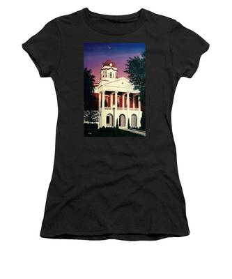 White County Courthouse Women's T-Shirt