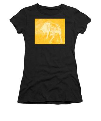 Yellow Bull Negative Women's T-Shirt