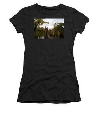 Central Park Autumn Women's T-Shirt