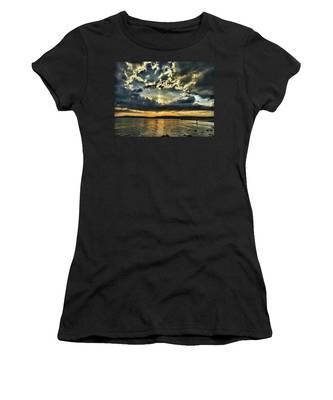 ... Never Walk Alone Women's T-Shirt