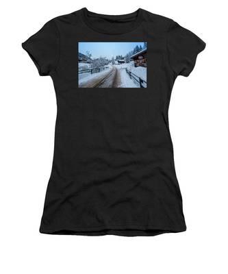 The Scene- Women's T-Shirt