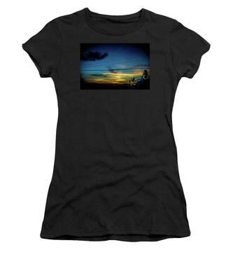 A Trucker's View Women's T-Shirt