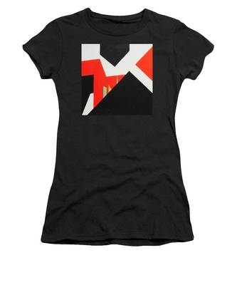 A Walk Through The Village Women's T-Shirt