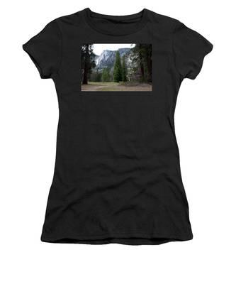 Ahwahnee Setting Women's T-Shirt