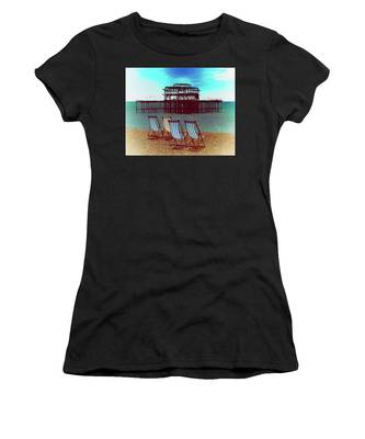 An Ode To Brighton Women's T-Shirt by Chris Lord