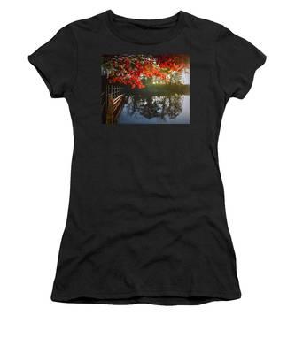 Autumn Creek Magic Women's T-Shirt