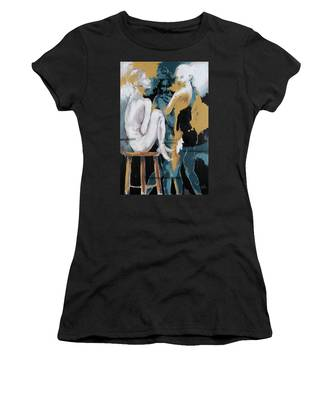 Backstage - Beauties Sharing Secrets Women's T-Shirt