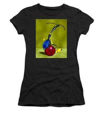 Balancing Act Women's T-Shirt
