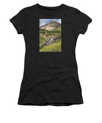 Basin Falls II Women's T-Shirt