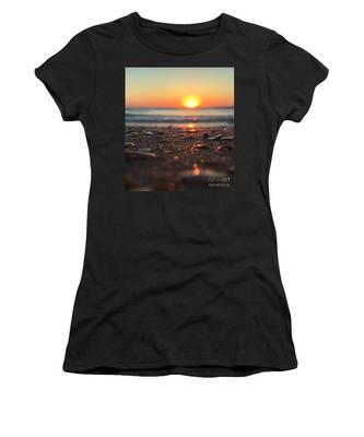 Beach Glow Women's T-Shirt