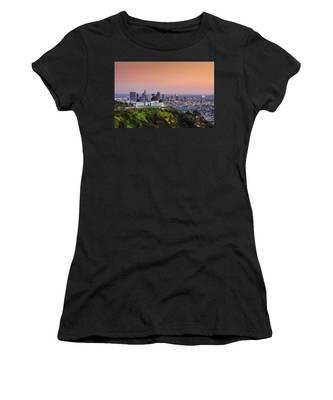 Beauty On The Hill Women's T-Shirt