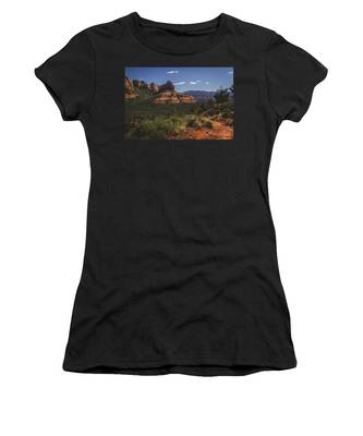 Brins Mesa Trail Vista Women's T-Shirt