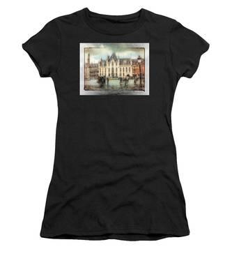 Bruges, Belgium Women's T-Shirt