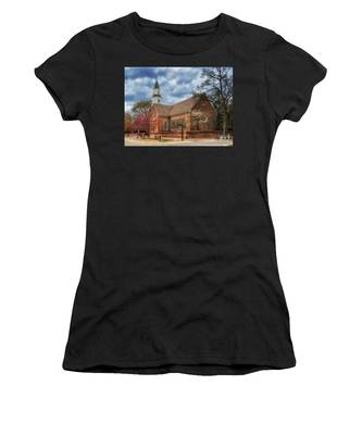 Bruton Parish Church Women's T-Shirt