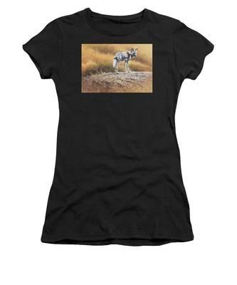Cape Hunting Dog Women's T-Shirt