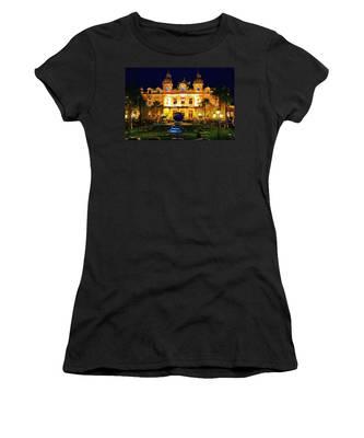 Casino Monte Carlo Women's T-Shirt