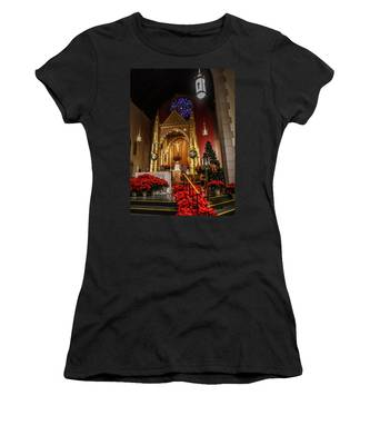 Catholic Christmas Women's T-Shirt