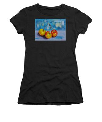 Cherries Trio Women's T-Shirt