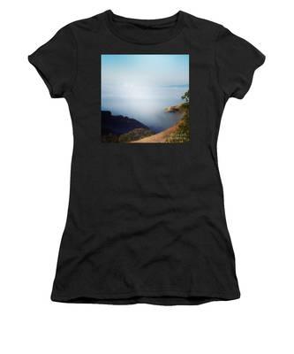 Coastal Fog Women's T-Shirt