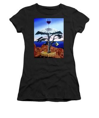Cocktail Hour Women's T-Shirt