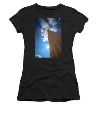 Column To Sky Women's T-Shirt