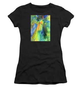 Coming Lord Women's T-Shirt by Nancy Cupp