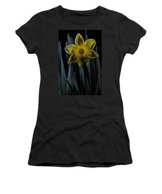 Daffodil By Moonlight Women's T-Shirt