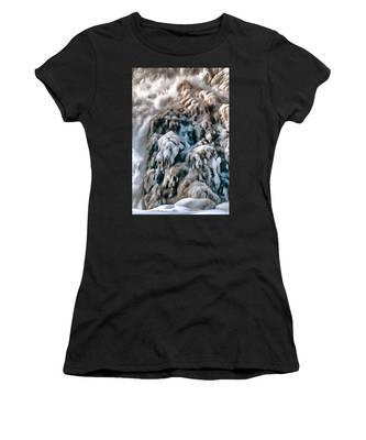 Dog Falls Women's T-Shirt