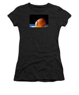Egg Cracked Women's T-Shirt