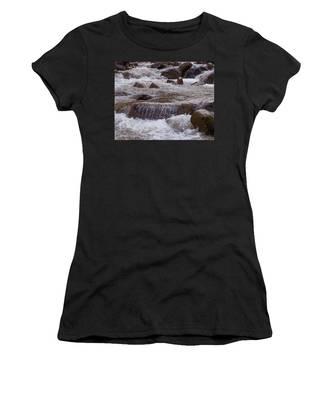 Ellenville Waterfall Women's T-Shirt