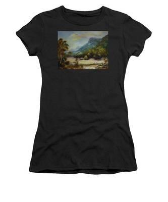 Emu Plains, Grampians Women's T-Shirt
