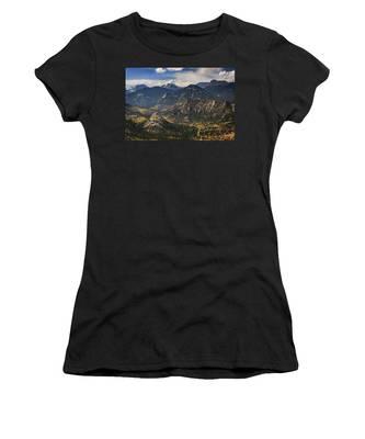 Estes Park Aerial Women's T-Shirt