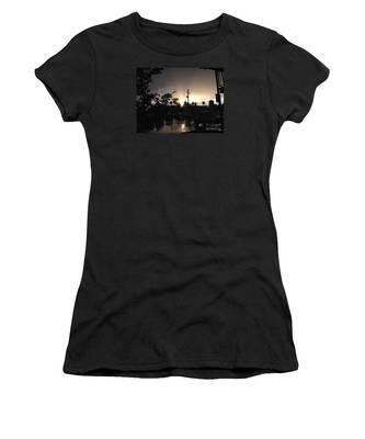 Exhale Women's T-Shirt