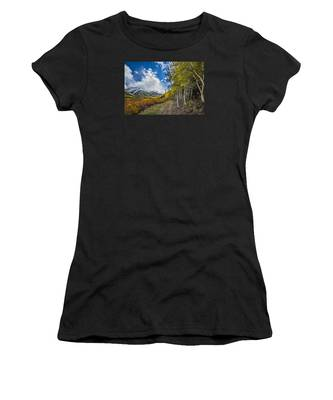 Fall In Colorado Women's T-Shirt