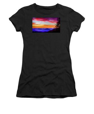 Fall On Your Knees Women's T-Shirt
