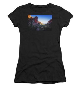 Fay Canyon Vista Women's T-Shirt