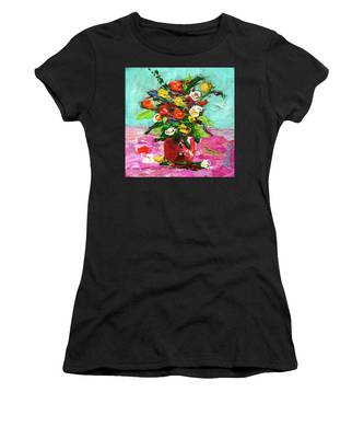 Floral Arrangement Women's T-Shirt